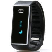 纽曼  D5 智能手环(黑色) 蓝牙智能运动手表手环 计步器