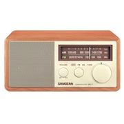 山进 WR-11 经典台式收音机音响  支持手机电脑等设备输出