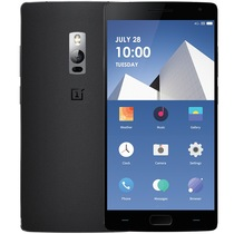 一加 【套装版】手机2(A2001) 16GB 砂岩黑版 移动联通4G手机 双卡双待产品图片主图