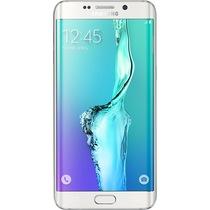 三星 Galaxy S6 Edge+(G9280)64G版 雪晶白 全网通4G手机产品图片主图