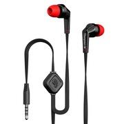 兰士顿 JD88 面条重低音入耳式手机耳机 通用型 黑色
