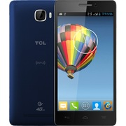 TCL P520L 深海蓝 电信4G手机
