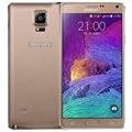 三星 Galaxy Note4 (N9100) 暮光金 移动联通4G手机 双卡双待