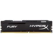 金士顿 骇客神条 Fury系列 DDR4 2133 4GB台式机内存(HX421C14FB/4)黑色