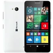 微软  Lumia 640 LTE DS (RM-1113) 白色 移动联通双4G手机 双卡双待