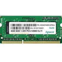 宇瞻  低电压版 DDR3 1600 4G 笔记本内存产品图片主图