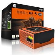 爱国者 黑暗骑士G1电源(额定300W/静音/主动式PFC/支持背线/质保3年)