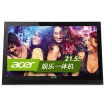 宏碁 AZ1620-N81 21.5英寸一体电脑(i3-4005U 4G 500G USB3.0 键鼠 Win8.1)黑色产品图片主图