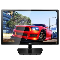 LG 22MP47HQ-P 21.5英寸IPS硬屏 护眼不闪滤蓝光LED背光液晶显示器产品图片主图