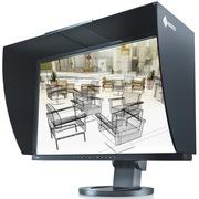艺卓  CG223W 22英寸CG系列VA高级宽屏专业制图液晶显示器 黑色