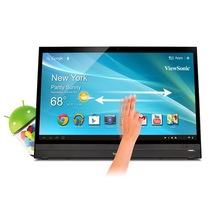 优派 VSD221 21.5英寸安卓智能触摸屏显示器产品图片主图