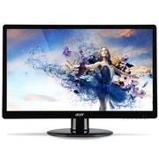 宏碁  S220HQL Fbd 21.5英寸 超薄 MVA广视角 1080P全高清 液晶显示器