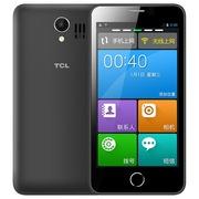 TCL 晚美 智能老人手机 (H916T) 陨石黑 移动3G手机