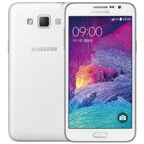 三星 Galaxy G7200 白色 移动联通4G手机 双卡双待产品图片主图