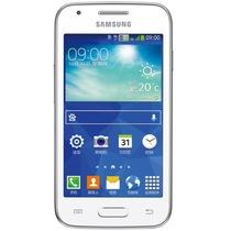 三星 GALAXY ACE4 (G3139D) 白色 电信3G手机 双卡双待产品图片主图
