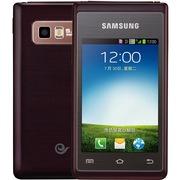 三星 W789 奢华金 电信3G手机 双卡双待双通