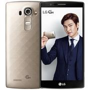 LG G4(H819)电信版4G手机 闪耀金 双卡双待