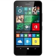 微软  Lumia 640XL LTE DS (RM-1096) 黑色 移动联通双4G手机 双卡双待