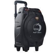 申士(SNSIR) TP-H085  8寸低音喇叭户外音响便携电瓶移动拉杆广场舞蹈跳晨练促销大功率音箱黑色
