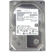 日立 4TB SATA 6Gb/s  7200转64M缓存 NAS硬盘 (H3IKNAS40003272SA)