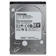 东芝 1TB 5400转64M  SATA3  笔记本固态混合硬盘(MQ02ABD100H)