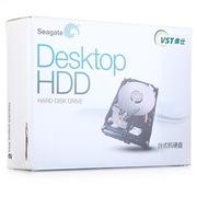 希捷 3TB ST3000DM001 7200转64M SATA 6Gb/秒 台式机硬盘 伟仕盒装正品