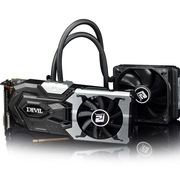 迪兰 Devil R9 390X 8G 1100/6100MHz 8GB/512-bit GDDR5 DX12 显卡