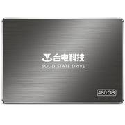 台电 480G极光系列2.5英寸SATA-3固态硬盘(SD480GBA900)