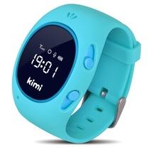 快易典 儿童定位电话手表G3(蓝色)智能通话对讲 关爱小天才360度安全防护 学生小孩防丢手环手机产品图片主图