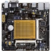 华硕 J1900I-C 主板 (Intel/板载J1900四核)