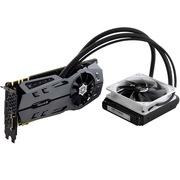 映众 GTX980Ti Black冰龙黑金版 ICHILL 1152~1241/7200MHz 6GB/384Bit GDDR5 PCI-E显卡