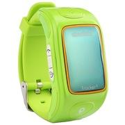 阿巴町 二代KT01S 儿童 GPS定位 智能通话 多功能手表    荧光绿