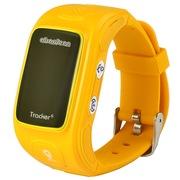 阿巴町 二代KT01S 儿童 GPS定位 智能通话 多功能手表    活力橙