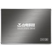 台电 240G极光系列2.5英寸SATA-3固态硬盘(SD240GBA900)