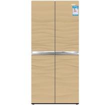澳柯玛 BCD-392MNE 392升十字对开四门冰箱产品图片主图