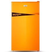奥马 BC-92 92L 单门冷藏冰箱 经典橙