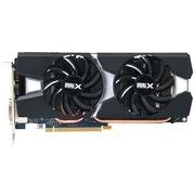 蓝宝石 R9 280 3G D5 DUAL-X OC 850/940(Boost)/5000 3GB/384bit GDDR5 PCI-E显卡