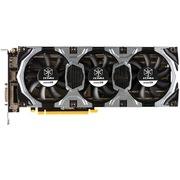 映众 GTX980冰龙版 ICHILL 1152~1253/7010MHz 4GB/256Bit GDDR5 PCI-E显卡
