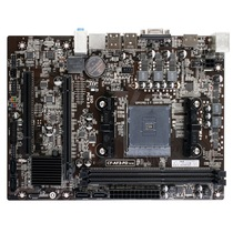 七彩虹 C.A68M-K 全固态版 V15 主板 (AMD A68H/Socket FM2/FM2+)产品图片主图
