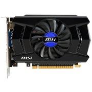 微星 N730K-1GD5/OC 1006 / 5000MHz 1GB/64bit GDDR5显卡