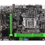 铭瑄 MS-H81DL TURBO 主板 (Intel H81/LGA 1150)