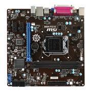 微星 B85M-P33 V2主板 (Intel B85/LGA 1150)