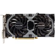 映众 GTX970 OC游戏至尊版 1088/7010MHz 4GB/256Bit GDDR5 PCI-E显卡
