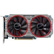 镭风 R7-260X 悍甲蜥Twin-1GD5 1000MHz/6000MHz 1024M/128位 GDDR5 PCI-E 3.0显卡