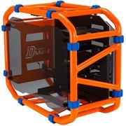 迎广 D-FrameMini 开放式机箱 (U3 x2) 桔色 限量版