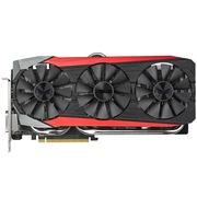 华硕 猛禽STRIX-R9 390-DC3OC-8GD5-GAMING 1070MHz/6000MHz 8GB/512bit DDR5 PCI-E 3.0 显卡