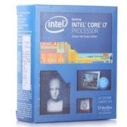 英特尔 X99平台22纳米酷睿六核i7 5930K CPU处理器(LGA2011-V3/3.5GHz/15M)