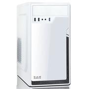 大水牛 风尚白色(支持ATX电源/M-ATX主板/支持32CM长显卡/多硬盘位)