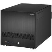 联力 PC-V355B 黑色 全铝 Micro-ATX 机箱