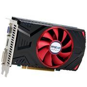 盈通  GTX650 1G D5 TB 极速版 1059/5000MHz 1G/128bit GDDR5显卡